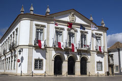 Town Hall, Faro, Algarve, Portugal Royalty Free Stock Images