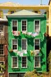 Town house Fotografía de archivo libre de regalías