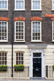Town house. London, England Stock Photography