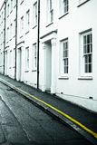 Town houses Stock Images