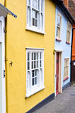 Town houses Stock Photography
