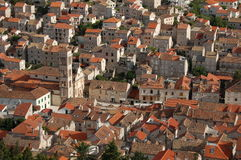 Town of Hvar - Croatia Royalty Free Stock Image