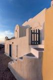 Town of Imerovigli, Santorini Royalty Free Stock Photos