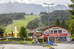Imst in Tyrol Royalty Free Stock Photography