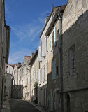 Town In France Royalty Free Stock Image