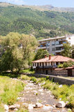 The town of Karlovo in Bulgaria Stock Photography