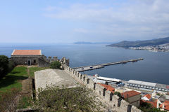 Town of Kavala - Greece Stock Photos