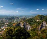 Town of Krabi Stock Photos