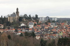 Town of Kronberg Stock Image