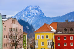 Town Kufstein in Austria Royalty Free Stock Image
