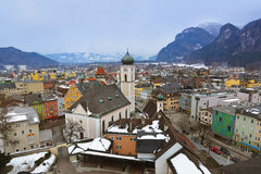 Town Kufstein in Austria Stock Photos