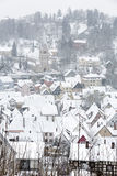 The town of Kulmbach in Franconia, Germany Royalty Free Stock Photos