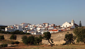 Town Lagos, Algarve Portugal Stock Photo