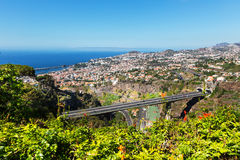 Town of Madeira Stock Photo