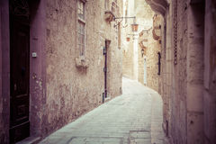 Town Mdina, Malta Stock Photos