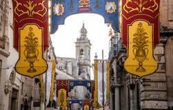 Town Mdina, Malta Royalty Free Stock Image