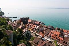 Town of Meersburg Royalty Free Stock Photo