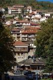 Town of Metsovo, Epirus Stock Photography