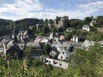 The town monschau Stock Image