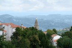 The town of Motovun, Croatia Royalty Free Stock Photography