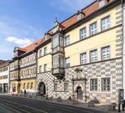 Town Museum. located in the Haus zum Stockfisch, in Erfurt Royalty Free Stock Photos
