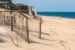Town of nags head scenes on outer banks Royalty Free Stock Photos