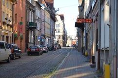 Town, Neighbourhood, Road, Lane stock images