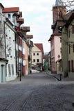 Town, Neighbourhood, Street, Lane stock images