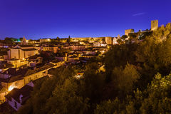 Town Obidos - Portugal Stock Photo