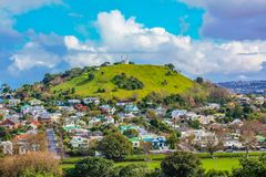 Town Of Devonport, Devonport, Auckland, New Zealand Royalty Free Stock Photos