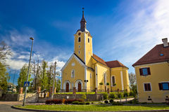 Free Town Of Ivanec Church View Stock Photos - 70301443