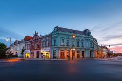 Free Town Of Lucenec, Slovakia Royalty Free Stock Photos - 182351748