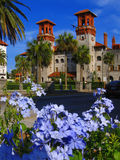 Town Of St. Augustine, Florida, US Royalty Free Stock Images
