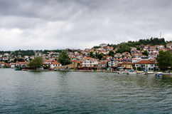 Town Ohrid Stock Photo