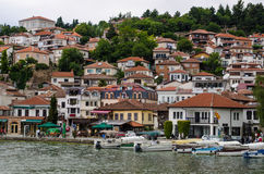 Town Ohrid Stock Photos