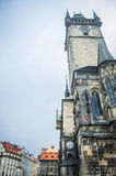 Town in Old Town, Prague Royalty Free Stock Photo