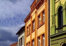 Town Písek. South Bohemia, Europe Royalty Free Stock Photo