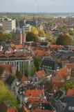 Town panorama Royalty Free Stock Photos