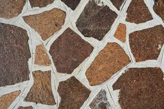 Town pavement background Royalty Free Stock Photos