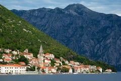 Town Perast, Montenegro Royalty Free Stock Photo