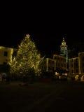 The town of Portofino. Royalty Free Stock Photo
