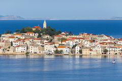Town of Primosten, Dalmatia, Croatia Royalty Free Stock Photo