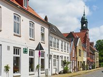 Town, Property, House, Building stock image