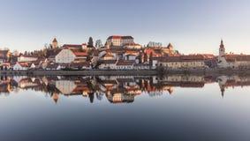 Town Ptuj in Slovenia Stock Photos
