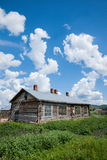 And the town of Riverside amount Ergunaen small farm house chic Stock Image