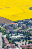 Town Ruzomberok, Slovakia Stock Photos