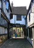The town of Rye, England Stock Photography