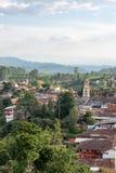 Town of Salento View Royalty Free Stock Photos