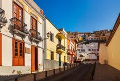 Town San Sebastian - La Gomera Island - Canary Stock Photography