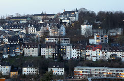 Town Siegen, Germany Stock Image